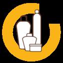 Icon für Dinapay für das Kassensystem für Kosmetik