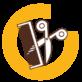 Icon von Dinapay für das Kassensystem für Coiffeure